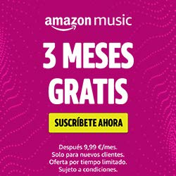 Oferta Amazon Music Unlimited