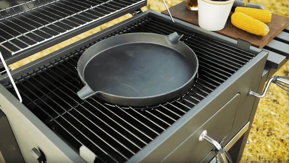 Tepro Toronto Click - La mejor barbacoa de carbón para tu jardín - Imagen 22 - Cocinauta