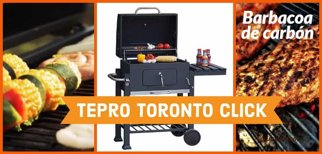 Tepro Toronto Click 2019 la mejor barbacoa de carbón para tu jardín - Imagen 11 - Cocinauta