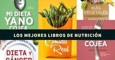 Los mejores libros de nutrición