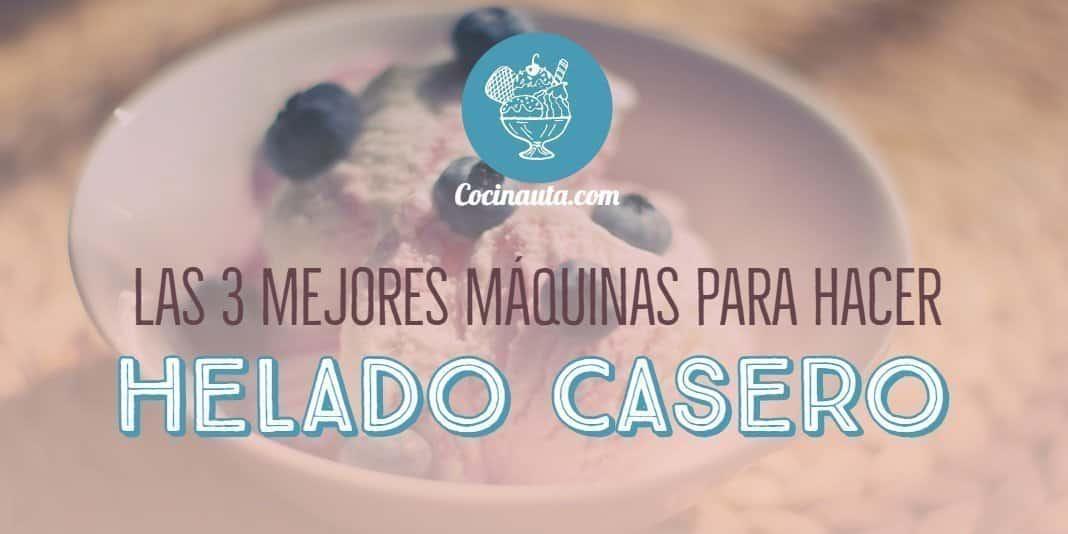 Las 3 mejores máquinas de hacer helado para este verano - Imagen 7 - Cocinauta