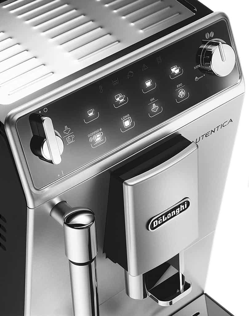 Cafetera superautomática DeLonghi Autentica Etam 29.510.B