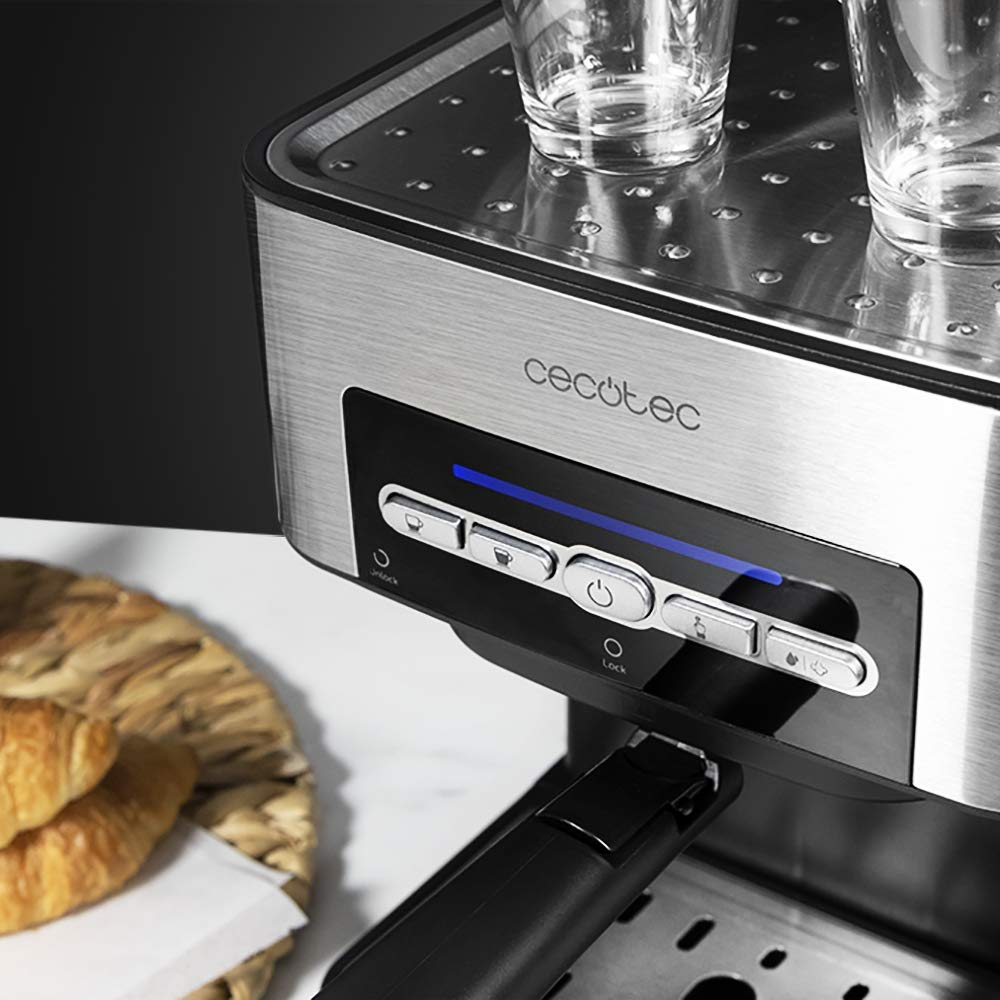 Cafetera Cecotec Power Espresso 20 Matic, la mejor cafetera para el día a día - Imagen 16 - Cocinauta