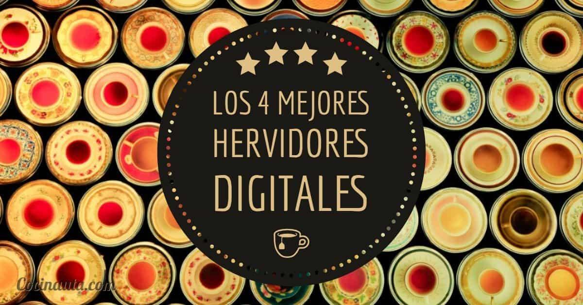 Los 4 mejores hervidores de agua digitales - Imagen 3 - Cocinauta
