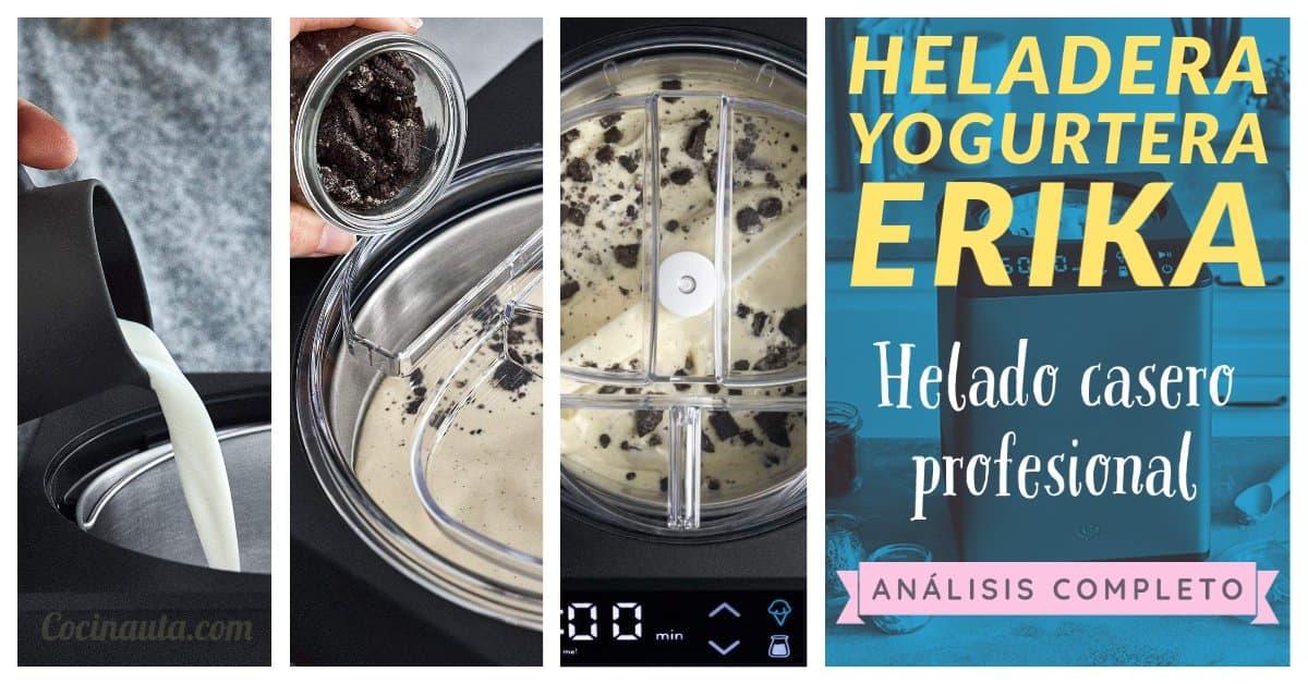 Erika, heladera y yogurtera (2 en 1) para combatir el calor de forma sana - Imagen 3 - Cocinauta