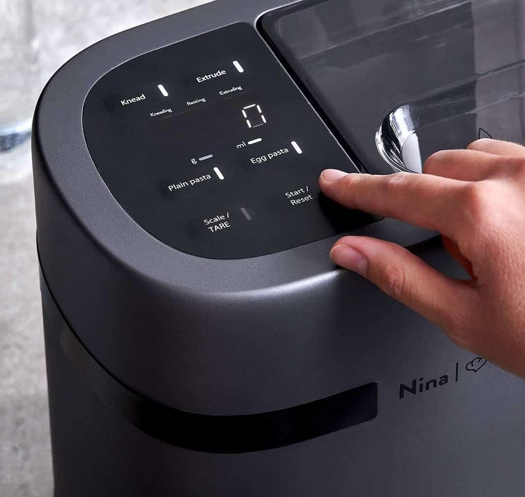 Haz pasta casera con Nina, la máquina automática más vendida de 2020 - Imagen 12 - Cocinauta