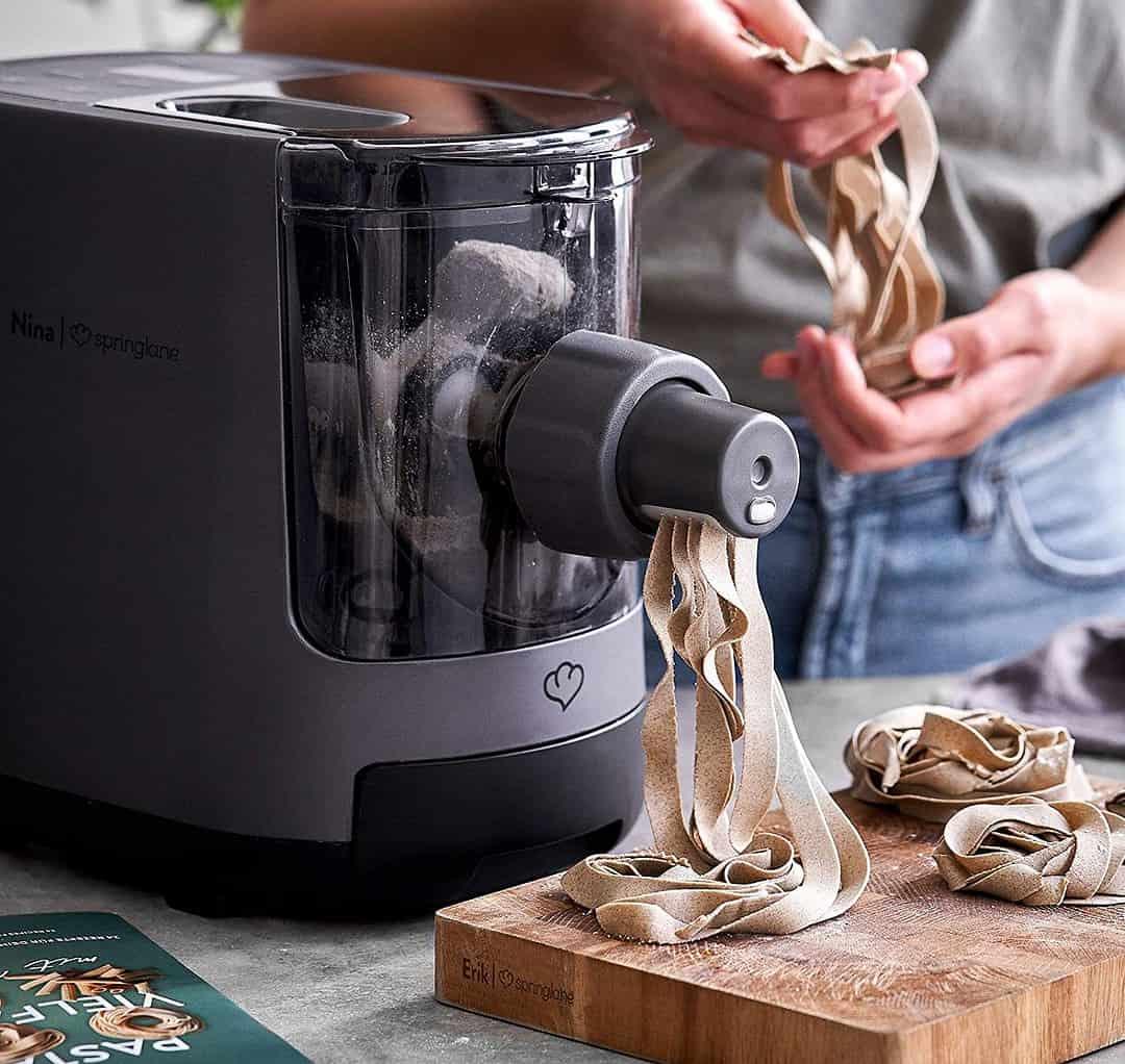 Haz pasta casera con Nina, la máquina automática más vendida de 2020 - Imagen 23 - Cocinauta