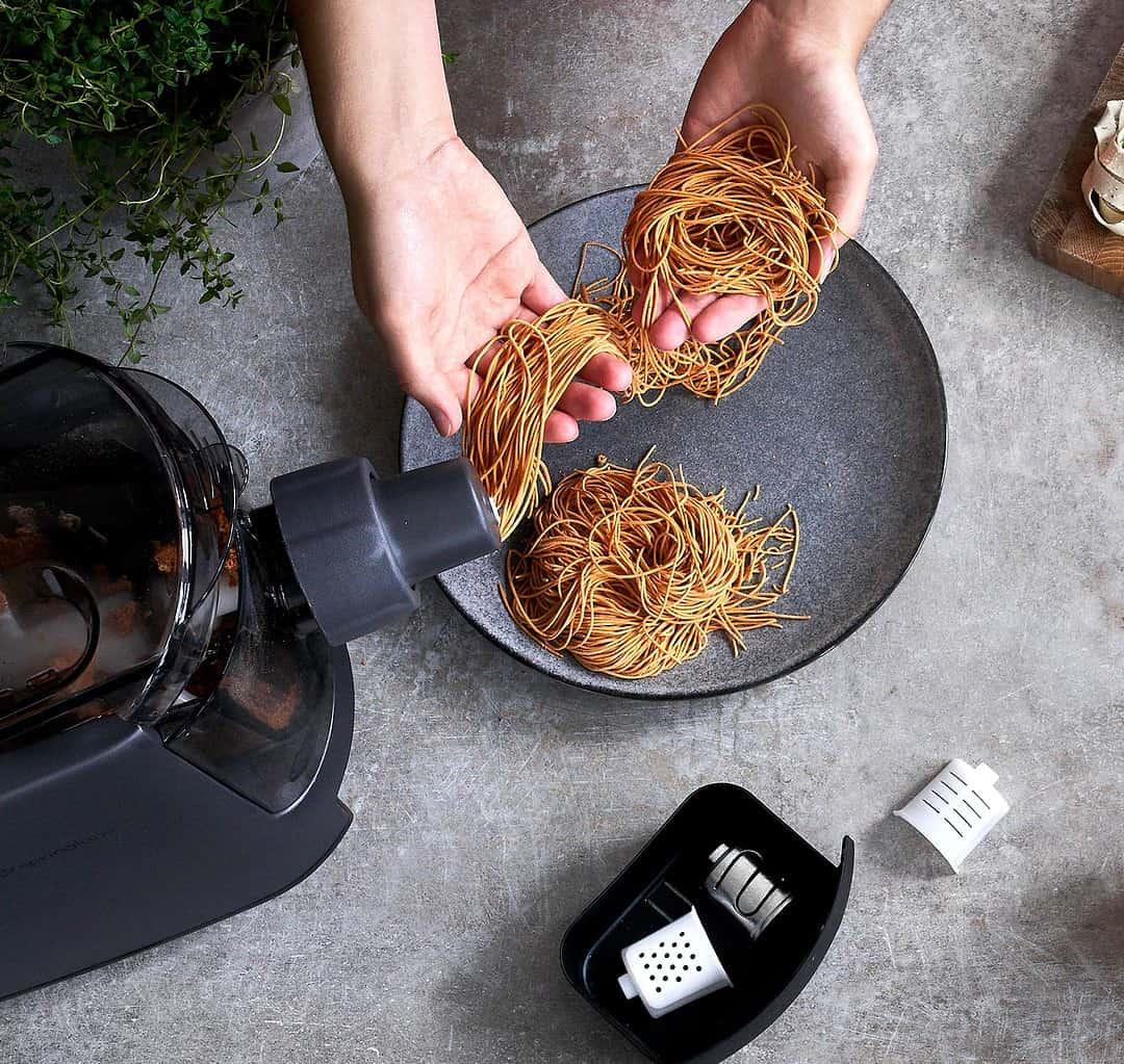 Haz pasta casera con Nina, la máquina automática más vendida de 2020 - Imagen 19 - Cocinauta