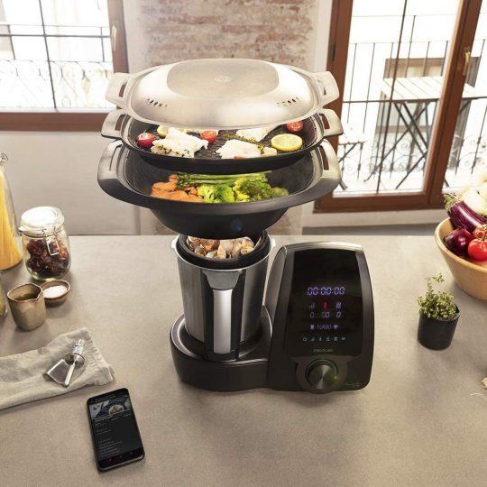 Las 2 mejores alternativas al robot de cocina Thermomix: Taurus Mycook Legend vs Cecotec Mambo 10090 - Imagen 17 - Cocinauta