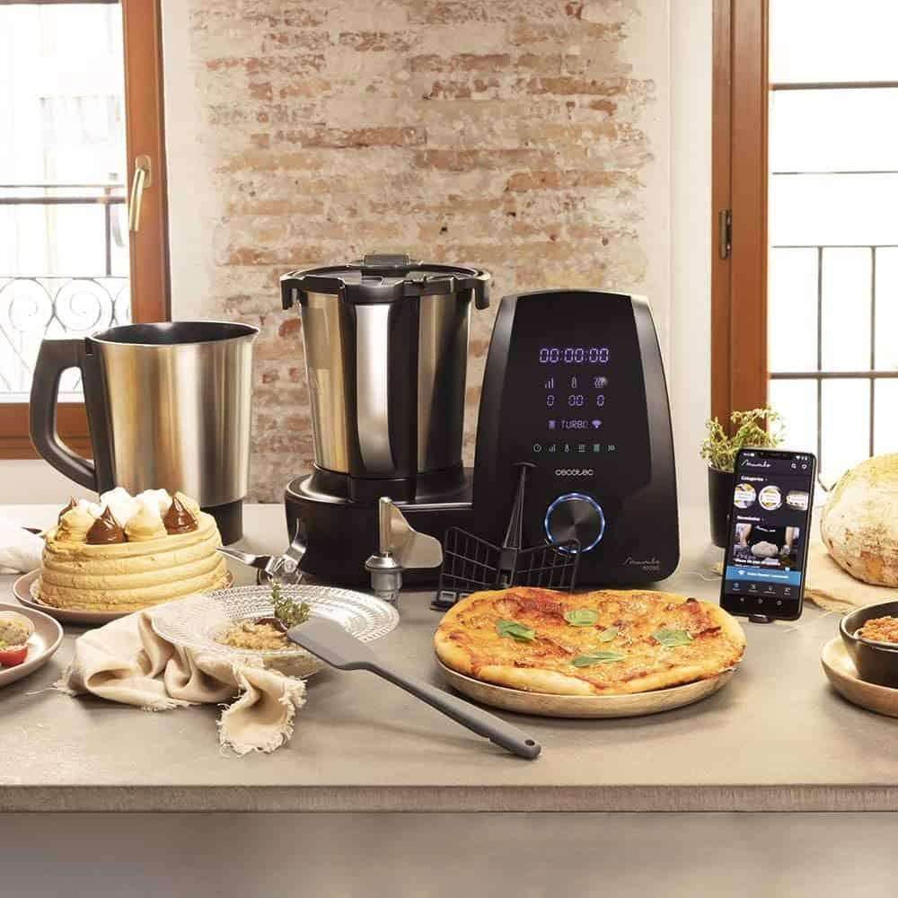 Las 2 mejores alternativas al robot de cocina Thermomix: Taurus Mycook Legend vs Cecotec Mambo 10090 - Imagen 28 - Cocinauta
