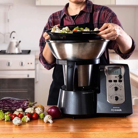 Las 2 mejores alternativas al robot de cocina Thermomix: Taurus Mycook Legend vs Cecotec Mambo 10090 - Imagen 13 - Cocinauta