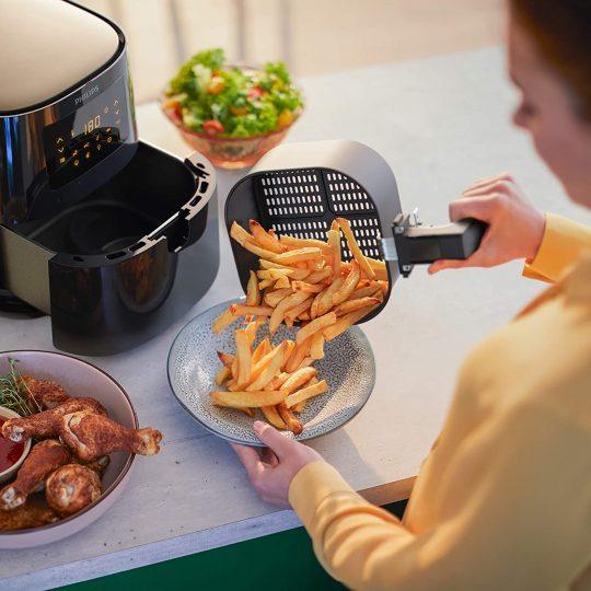 Philips Essential Airfryer, fríe sin aceite y sin remordimientos - Imagen 14 - Cocinauta