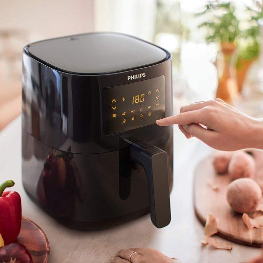 Philips Essential Airfryer, fríe sin aceite y sin remordimientos - Imagen 18 - Cocinauta