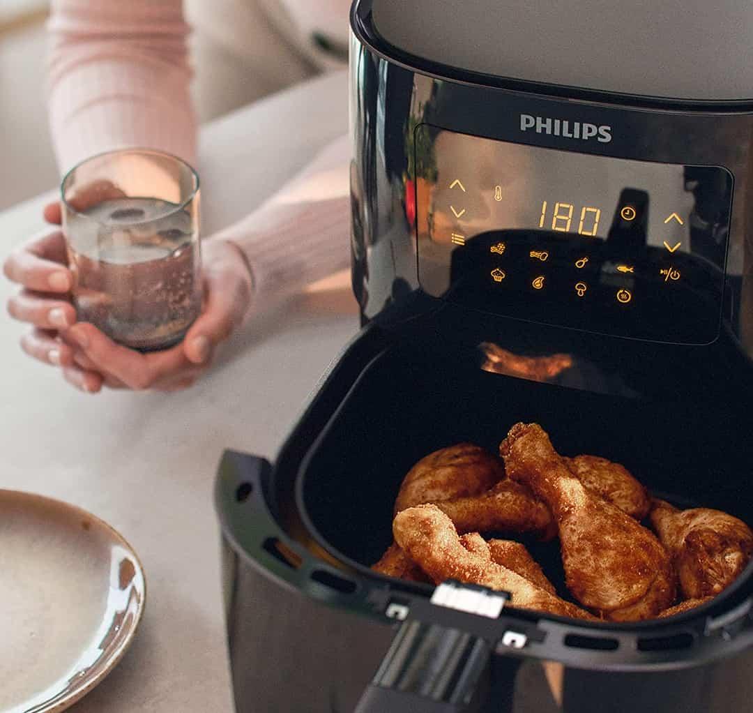 Philips Essential Airfryer, fríe sin aceite y sin remordimientos - Imagen 22 - Cocinauta