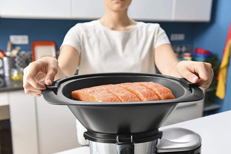 Moulinex ClickChef, el robot de cocina que sólo necesita 2 clicks - Imagen 24 - Cocinauta