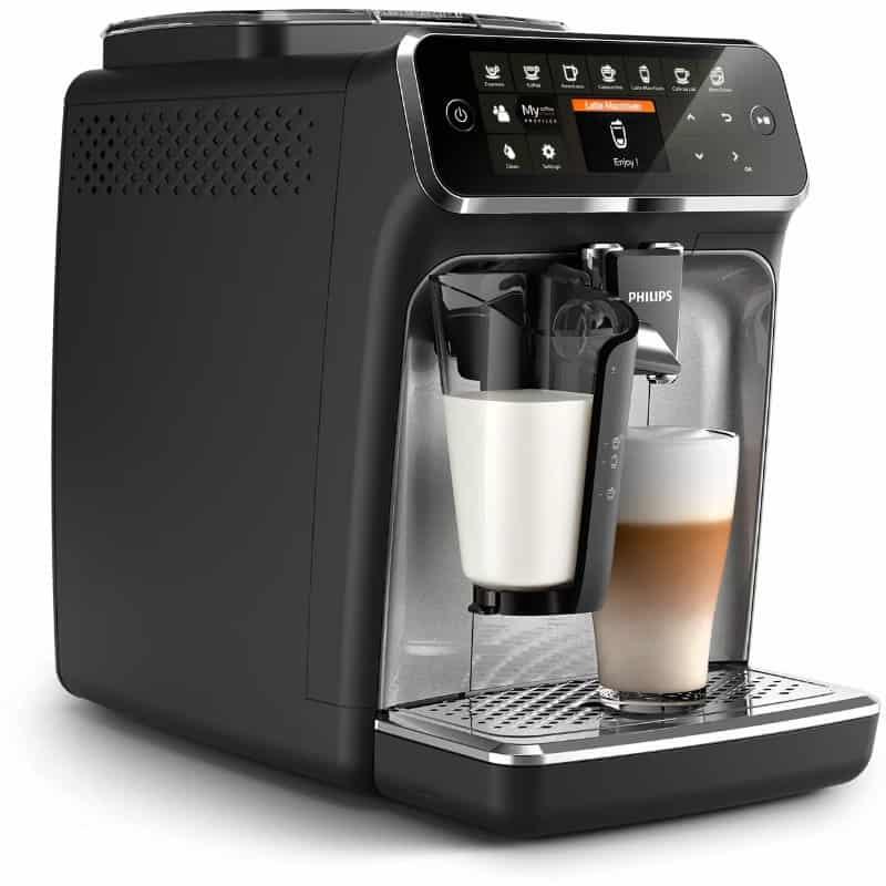 Cafetera superautomática Philips 4346