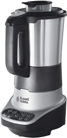 Sopera eléctrica: Robot de cocina 2 en 1 de Russel Hobbs.