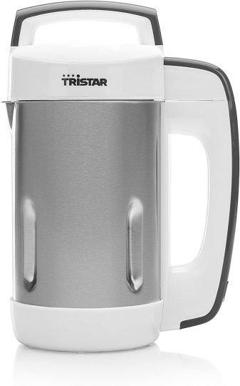 Sopera eléctrica: Licuadora de sopa Tristar.