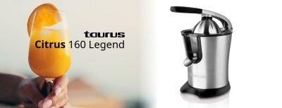 Exprimidor Taurus Citrus 160 Legend