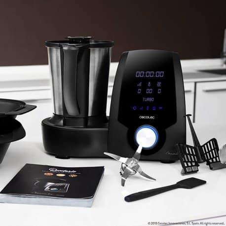 Comparativa de los mejores robots de cocina de 2020 - Imagen 14 - Cocinauta