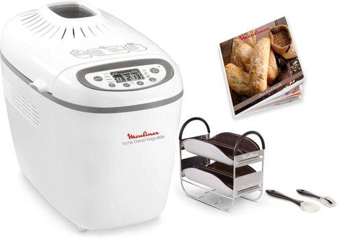Panificadora Moulinex Home Baguette, la mejor máquina de hacer pan - Imagen 31 - Cocinauta