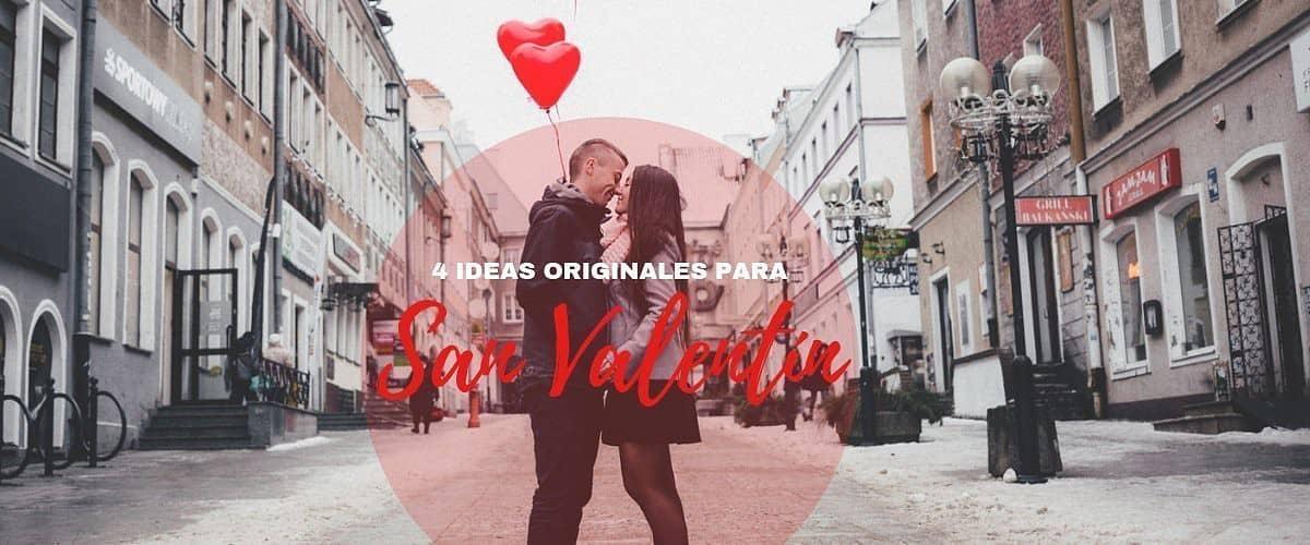 4 ideas originales para regalar en San Valentín
